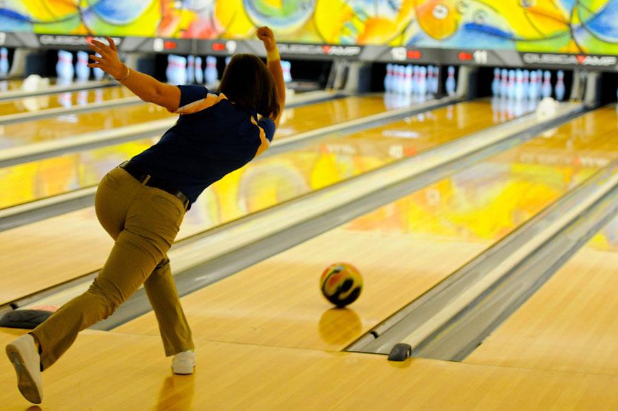Gara di bowling